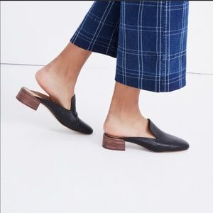 New Madewell The Willa Loafer Mule 7.5